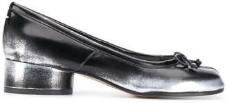 Maison Margiela low heel tabi pumps