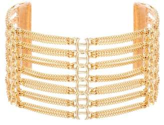 Steve Madden Multi-Chain Draped Bracelet
