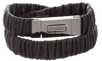 Burberry Ruched Waist Belt