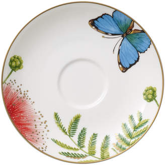 Villeroy & Boch Amazonia Anmut Tea Cup Saucer 6 in