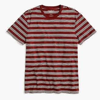 J.Crew Mercantile Broken-in T-shirt in triple stripe