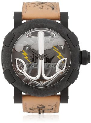 Tattoo Metal Yellow Watch $23,125 thestylecure.com