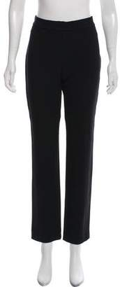 Calvin Klein Collection Mid-Rise Knit Pants