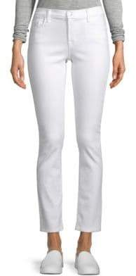 J Brand Classic Buttoned Jeans