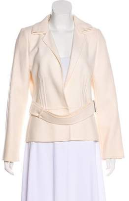 Gucci Wool Structured Jacket
