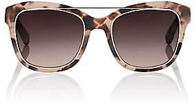 Derek Lam Women's Hudson Sunglasses - Peach Marble