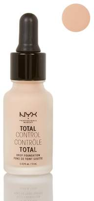NYX COSMETICS Total Control Drop Foundation - Light