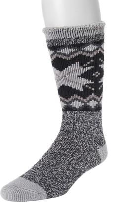 Muk Luks Men's 1-Pair Heat Retainer Socks