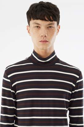 3.1 Phillip Lim Striped Turtlenck