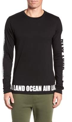 Alo Fairfax Long Sleeve T-Shirt