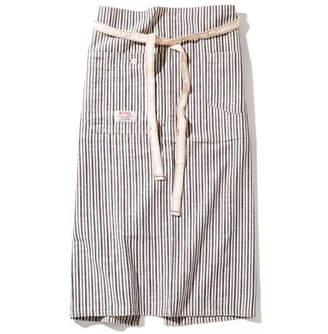 Basshu Basic Long Cotton Apron