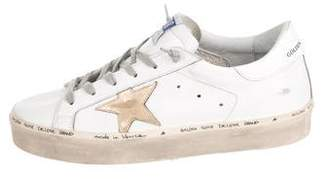 Golden Goose Hi Star Platform Sneakers