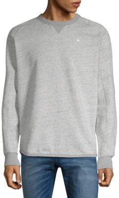 G Star Calow Raglan-Sleeve Sweater