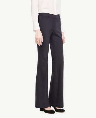 Ann Taylor The Petite Trouser In Tropical Wool - Curvy Fit