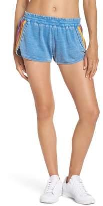 Aviator Nation Five Stripe Shorts