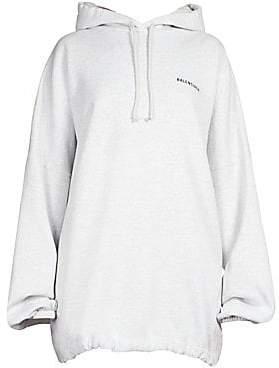 d25381e50069 Balenciaga Gray Women s Sweatshirts - ShopStyle