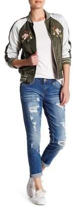 UNIONBAY Margot Distressed Skinny Jeans (Juniors)