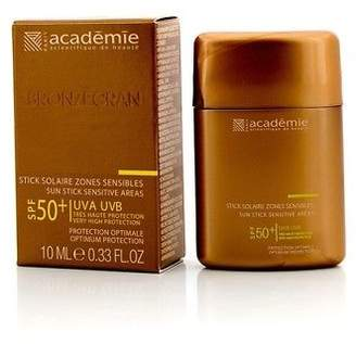 Academie NEW Bronzecran Sun Stick Sensitive Areas SPF 50+ - For Sensitive & 10ml