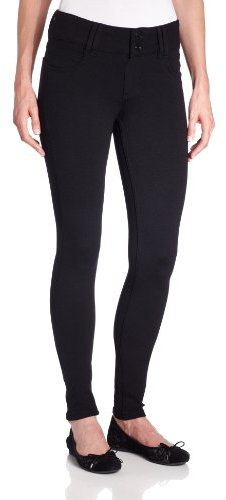 Jolt Juniors Two Button Ponte Legging