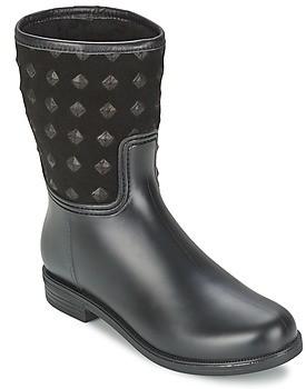 Supertrash SUZY women's Mid Boots in Black
