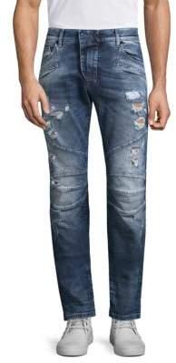 Pierre Balmain Distressed Jeans