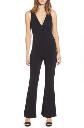 Leith Plunging Jumpsuit