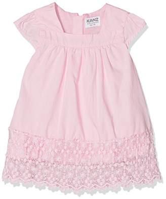 Kanz Baby Girls' Kleid m. Flügelarm Dress,0-3 Months