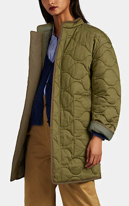 68b305599 Quilted Cotton Jacket - ShopStyle
