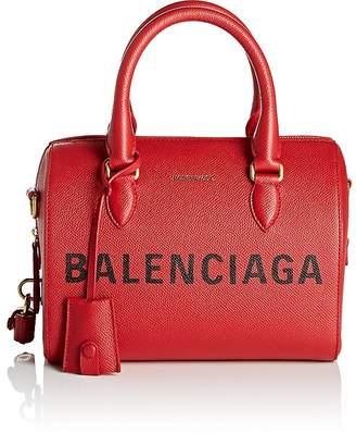 Balenciaga Women's Ville Leather Satchel