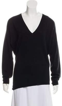 Barbara Bui Silk & Cashmere Blend Asymmetric Sweater w/ Tags