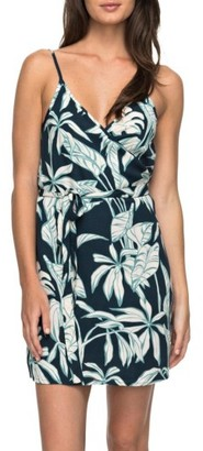 Women's Roxy Drifting Current Wrap Dress $39.50 thestylecure.com