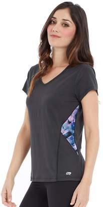 Women's Marika Reflex Cap Sleeve Tee