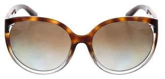 Michael Kors Tortoiseshell Tinted Sunglasses