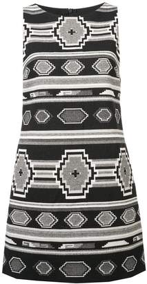 Alice + Olivia Alice+Olivia patterned shift dress