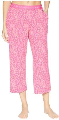 Life is Good Cropped Sleep Pants Women's Pajama