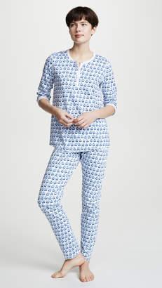 Roller Rabbit Love Birds Pajamas