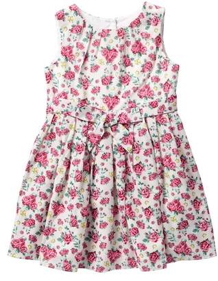Pippa Pastourelle by and Julie Sleeveless Floral Dress (Toddler & Little Girls)