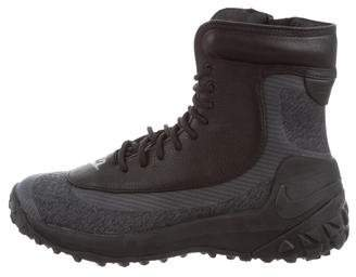 Nike Leather Snow Boots