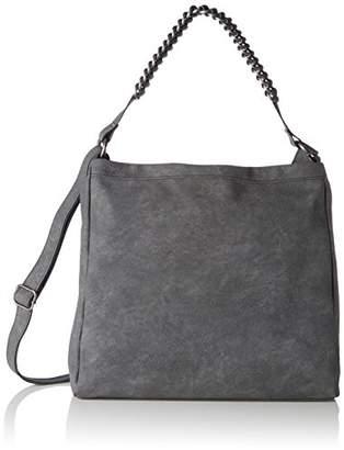 39.708.94.6018, Womens Bag, Schwarz (Black), 16x27,5x38,50 cm (B x H T) s.Oliver