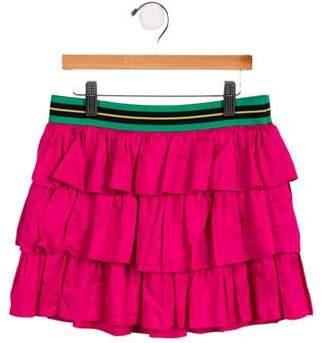 Ralph Lauren Girls' Layered Skirt
