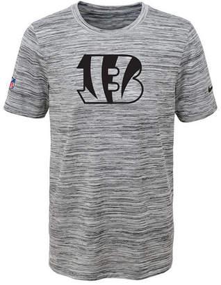Nike Cincinnati Bengals Velocity Legend Travel T-Shirt, Big Boys (8-20)