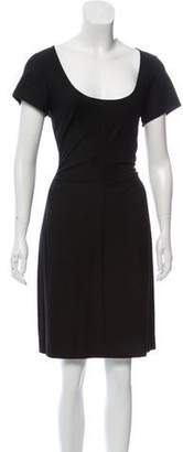 Diane von Furstenberg Bally Sheath dress