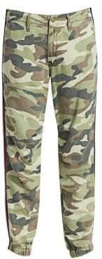 Mother Misfit Twill Camo Pants
