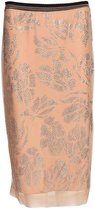 N°21 N.21 N.21 Embroidered Tulle Skirt