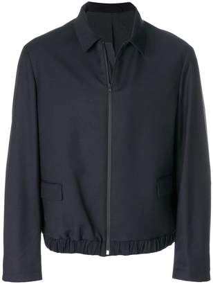 Tonello Cs boxy lined zipped jacket