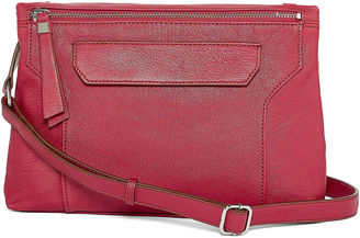 PERLINA Perlina Istanbul Leather Crossbody Bag $77.40 thestylecure.com