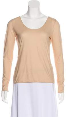 Malo Casual Long Sleeve Top
