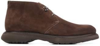 Salvatore Ferragamo lace-up ankle boots