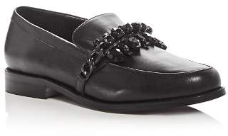 Senso Women's Corby II Leather Embellished Loafers