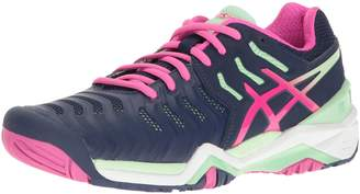 Asics Women's Gel-Resolution 7 Tennis Shoe